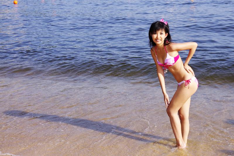 Polly Lam @ 汀九麗都灣海灘 [ 更新!!! ]