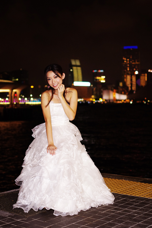 夜幕都市下的新娘 - Kity Choi