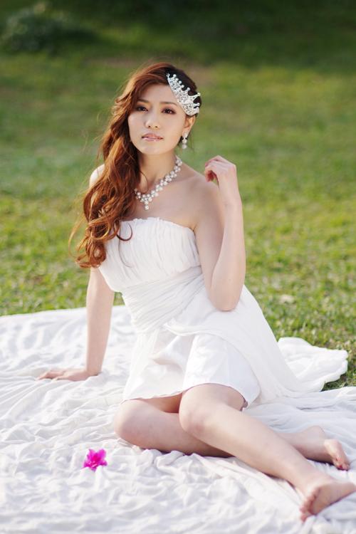 山頂的新娘子 - Christy Siu Sin