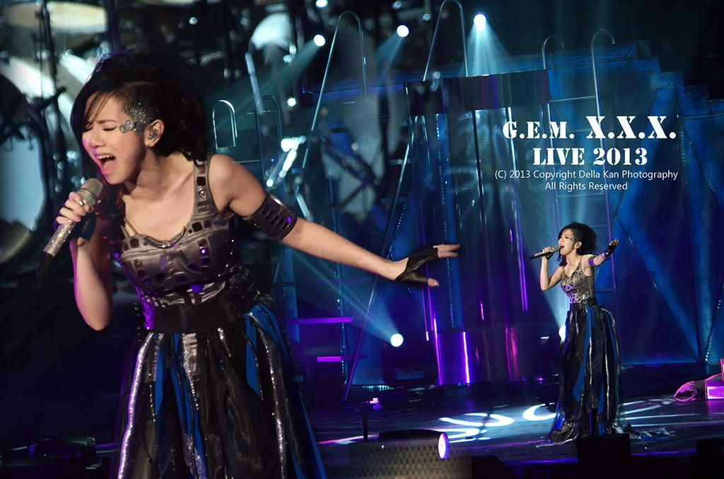 G.E.M. XXX Live 2013