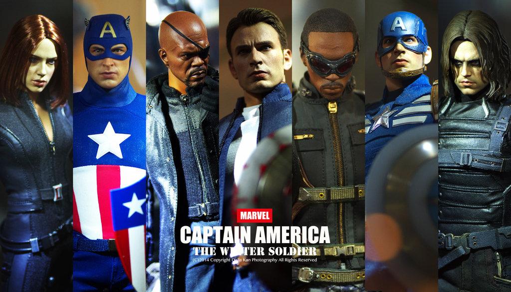 Captain America 2014 (美國隊長)