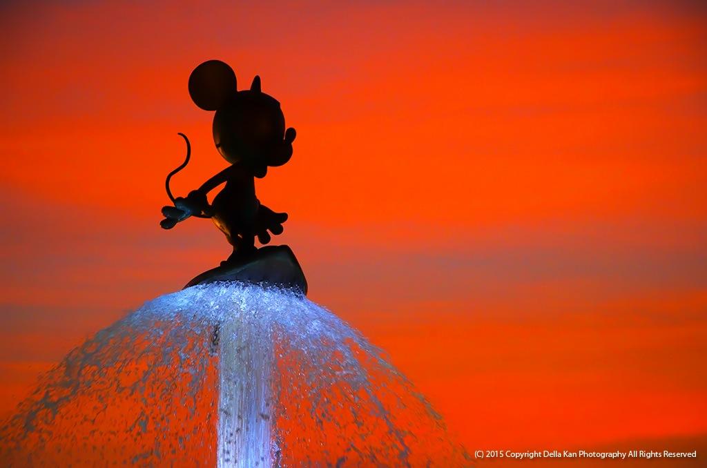 Hong Kong Disneyland 2015