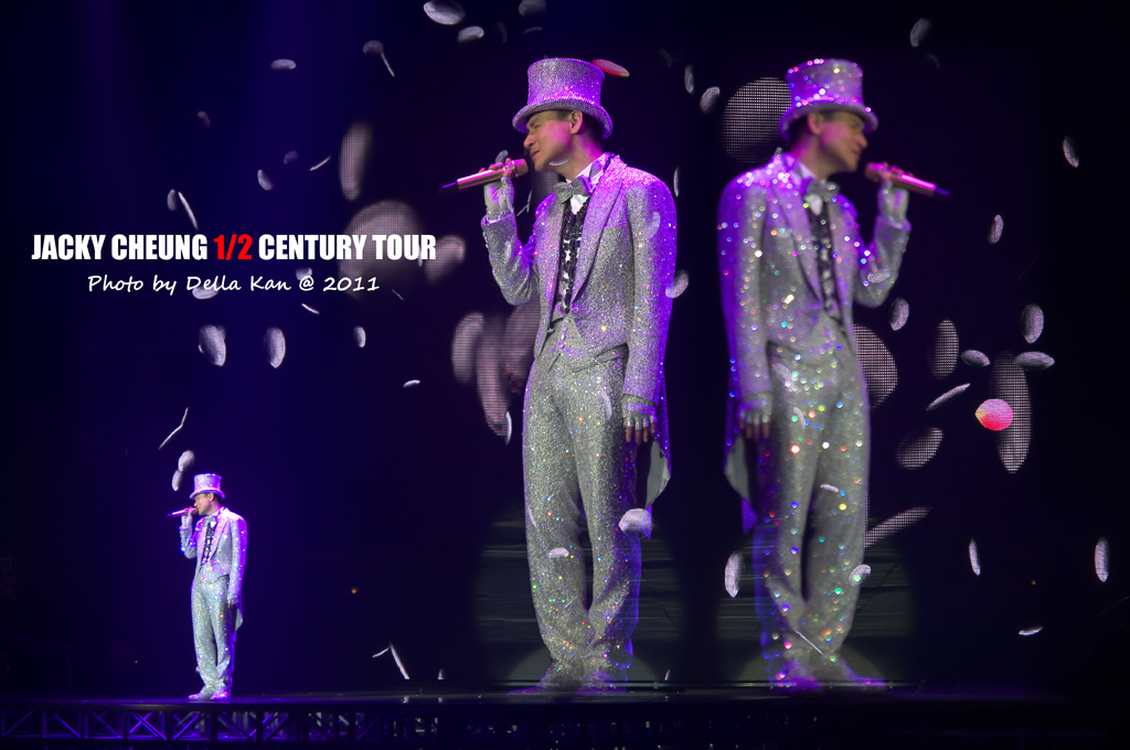 Jacky Cheung 1/2 Century Tour 2011