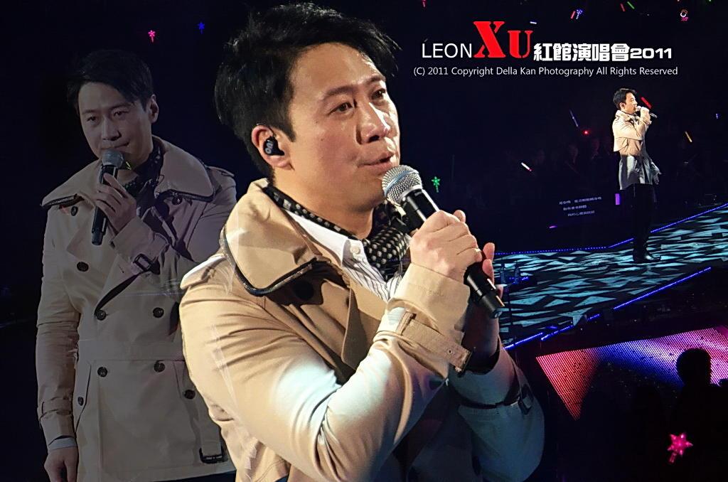 黎明LEON XU 紅館演唱會2011