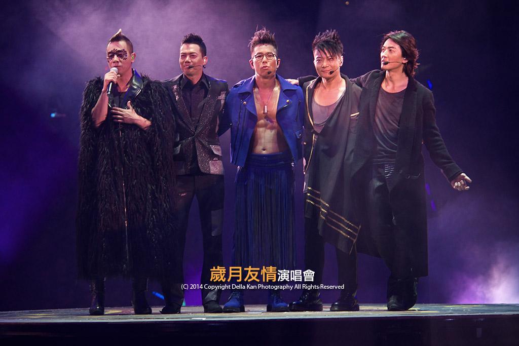 歲月如歌演唱會2014