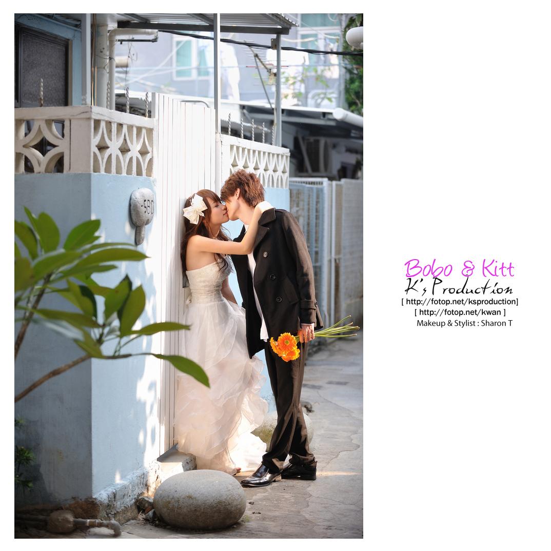 """Pre-wedding """"Bobo & Kitt"""""""