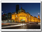 Flinders street station. One of my fav shots