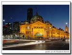 Flinders street station. One of my fav shots