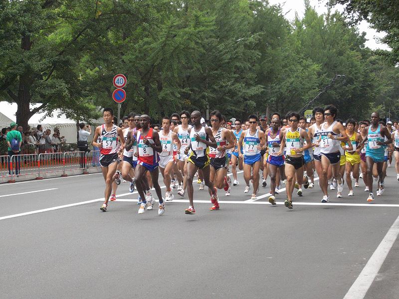 2010 北海道馬拉松