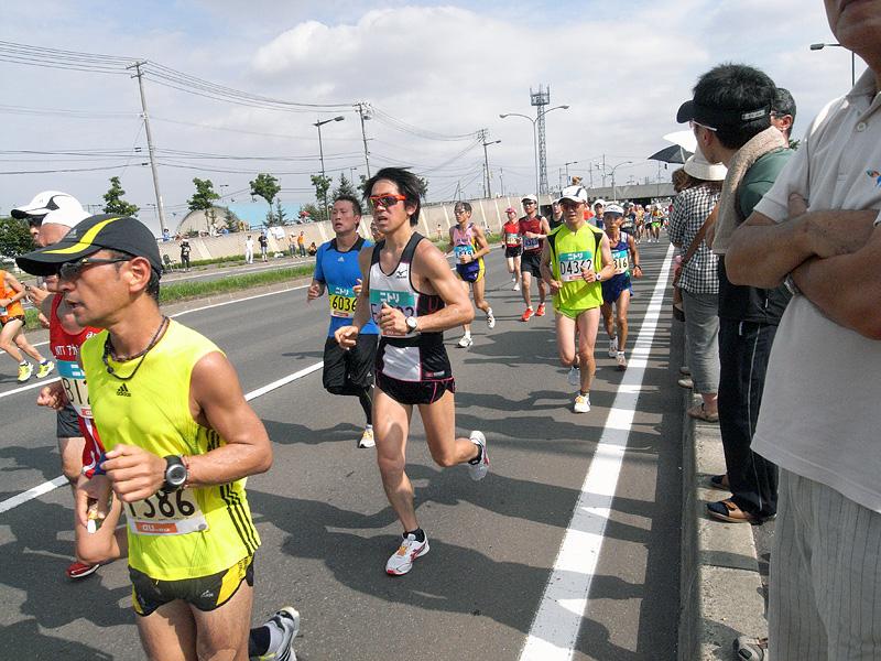 felixcat @ Hokkdai Marathon 2010