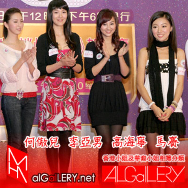 2008-11-09 李亞男,高海寧,馬賽,周家蔚,宋熙年,何傲兒