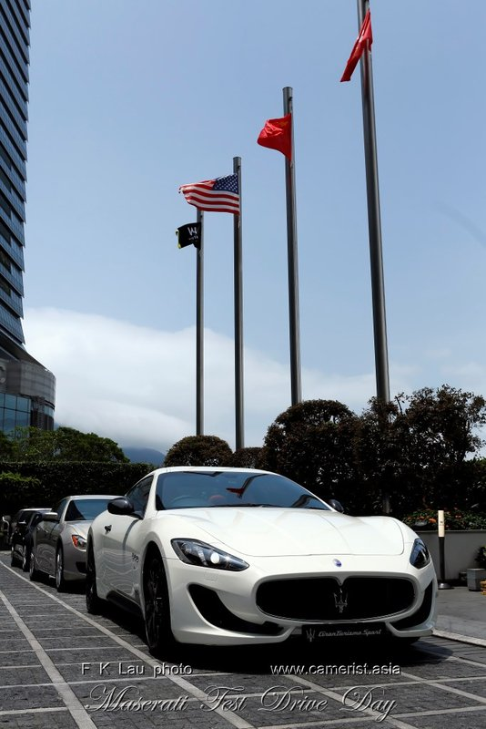 2015 Maserati Test Drive Day photo by F K Lau www.camerist.asia