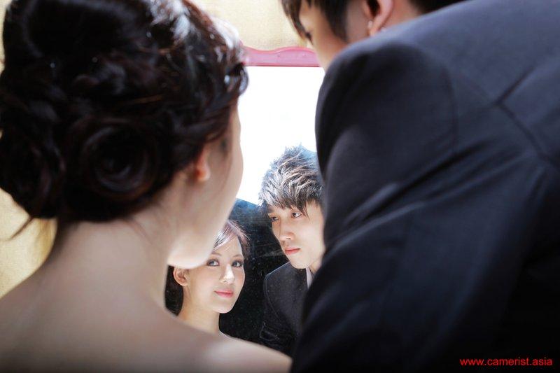 Stargaze and Hin pre-wedding
