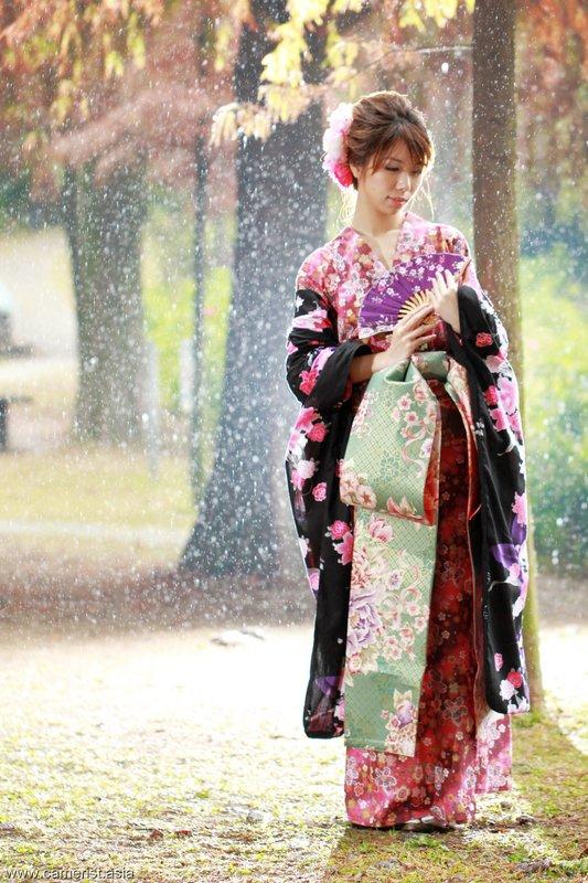 Kelly Japanese style pre-wedding