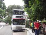 西貢市巴士總站集合後乘94號巴士至魚則魚湖站落車 DSC02111