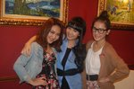 ***Van Gogh Kitchen News*** 2010/04/06 Evelyn Choi & Bella Lam & Anjaylia Chan Gathering Party at Van Gogh Kitchen